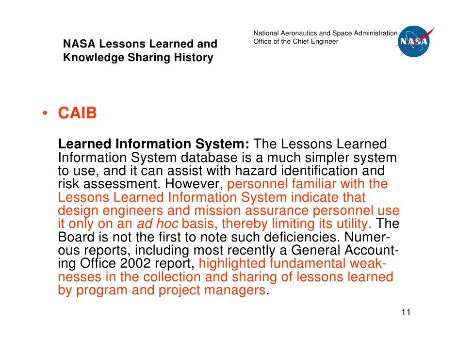 mgt 503 nasa caib report Issuu is a digital publishing platform that makes it simple to  getting to zero: the uncg climate action plan, author: uncg sustainability, name: getting  all acupcc signatories must report scope 1 and scope 2.