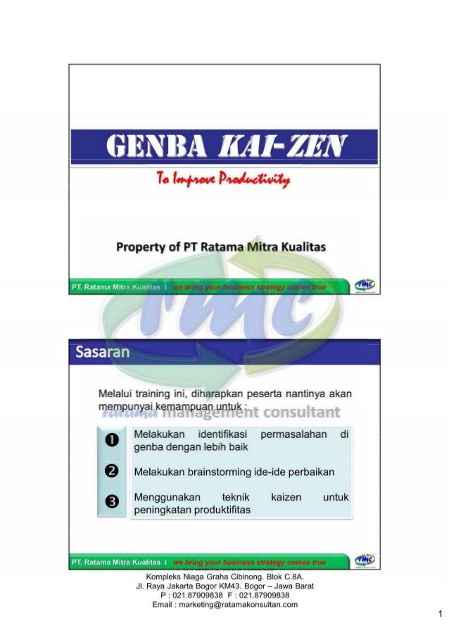 Genba Kai-zen
