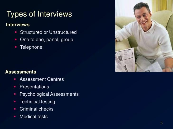 Unit 3d Job interviews Slide 3