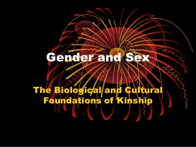 Cultural Anthropology/Marriage, Reproduction and Kinship
