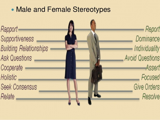 male and female communication styles in the workplace