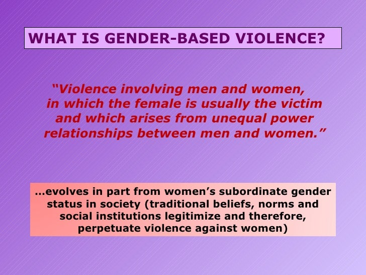 religion and gender based violence Analyzes the social causes of gender inequality explores origins, economics, politics, power, sexuality, violence, ideology, and other potential causes.