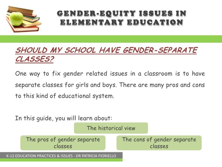 essay girls boys should educated separately However, should boys and girls be educated separately at high school in order to have higher marks.