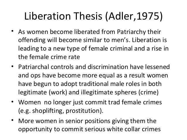 liberated women vs womens liberation essay