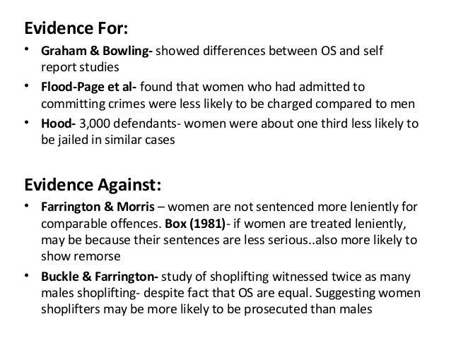 crime research paper
