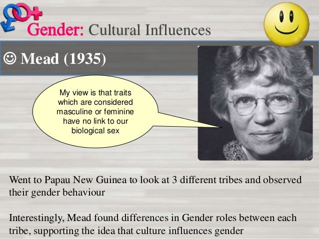 cultural differences between arapesh and tchambuli essay Cross-cultural perspectives on gender research paper starter cross-cultural perspectives on gender in the tchambuli culture of new guinea.