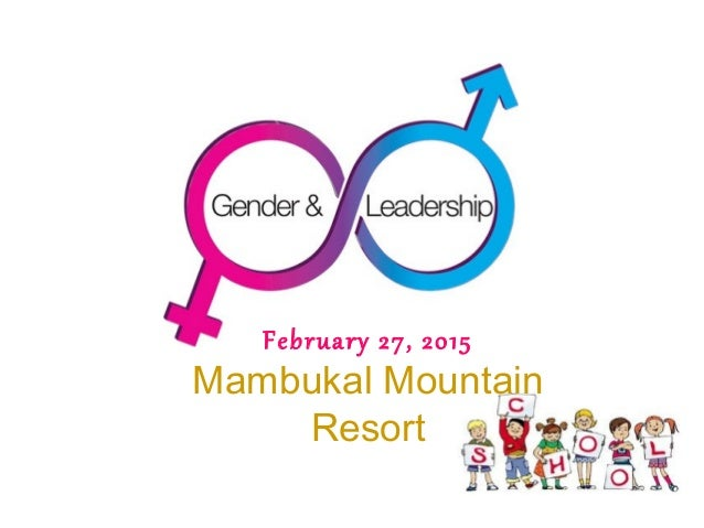 gender and leadership essay Free essay: introduction when drew gilpin faust was selected as the 28th president of harvard university in february 2007, a flurry of news and opinion.