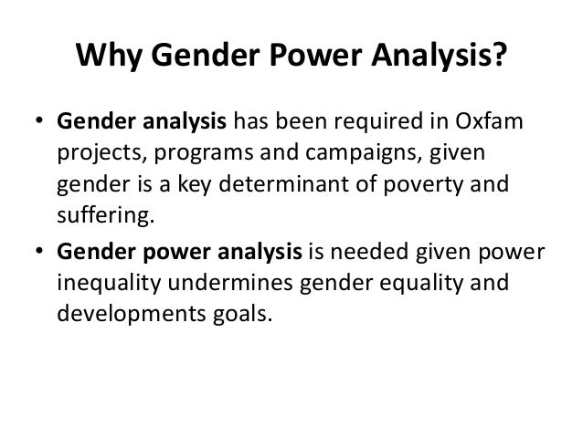 An analysis of the topic of feminism and the theory of the political economic and social equality of