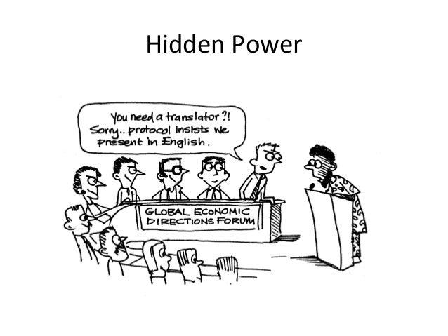 Gender and power analysis calp 2015 (1)