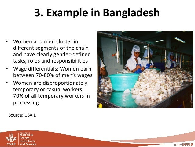 gender favourtism in wages in rural Kiyoshi taniguchi of adb demonstrates that a gender wage gap exists in indonesia, as elsewhere, that it is surprisingly wider in urban areas than in rural areas and that socioeconomic.