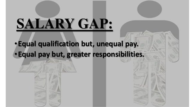 Unequal pay essay