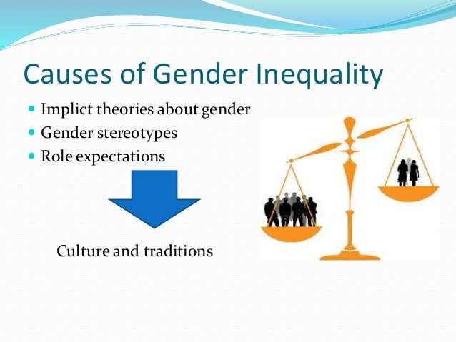 causes of gender discrimination Below is a list of us supreme court cases involving gender discrimination and women's rights, including links to the full text of the us supreme court decisions.