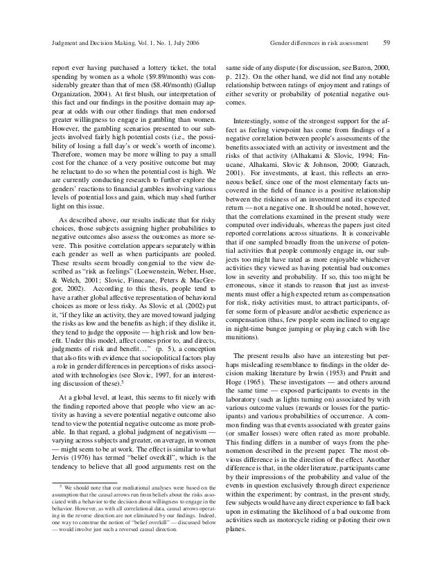 assess the claim that gender differences Gender differences in the self-assessment of  fairly realistic in their assessment, and the origin of the difference is situated in the leaders'  some authors claim that women lack the necessary managerial skills and traits (henning & jardin, 1977, ref in eagly & johannesen-schmidt, 2001) furthering the.