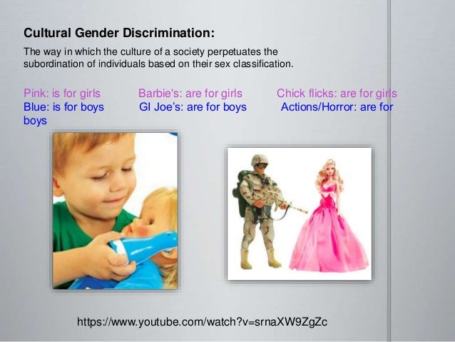 Sexual discrimination of transgendered individuals