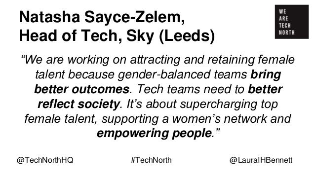 Grassroots & top down approach @TechNorthHQ #TechNorth @LauraIHBennett