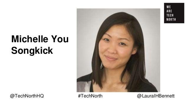 Eileen Burbidge Passion Capital @TechNorthHQ #TechNorth @LauraIHBennett