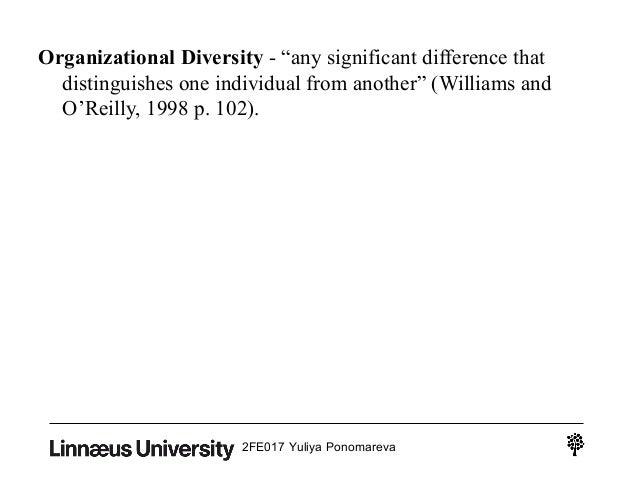 Gender diversity and Leadership Slide 3