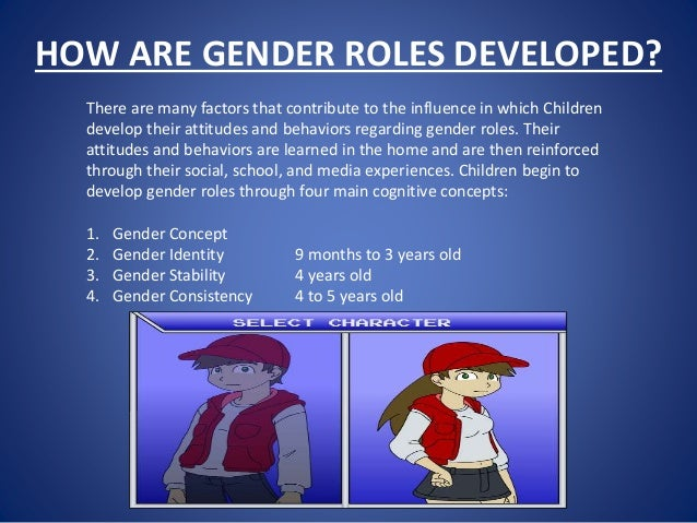 gender identity social norms and attitudes The effects of culture on gender identity from: ohle, allison , as one's own impression and attitudes toward her gender greatly influences the construction of her own to determine gender, however, social and cultural perceptions of masculine and feminine traits and roles must be taken.