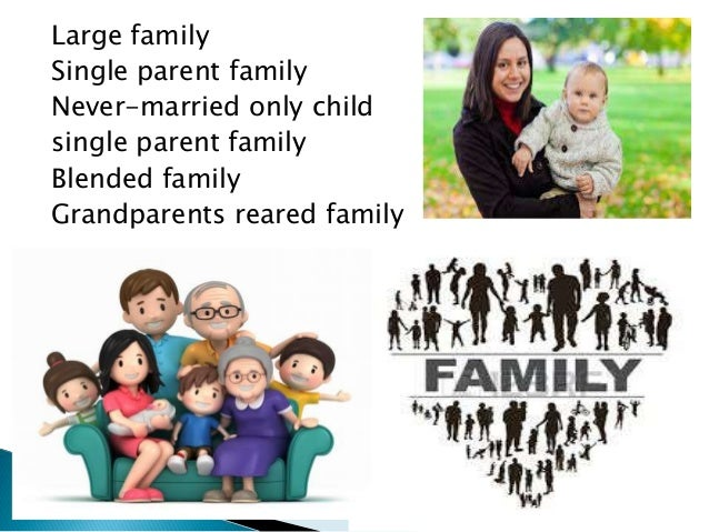family and socialisation