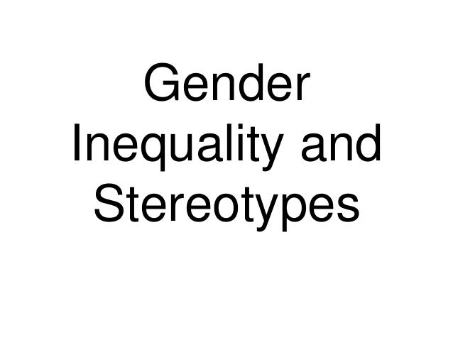 Racial and gender inequality in society