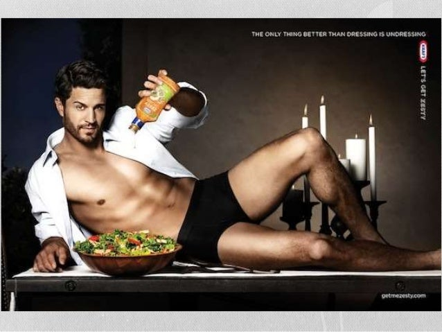 Gender representation in advertising
