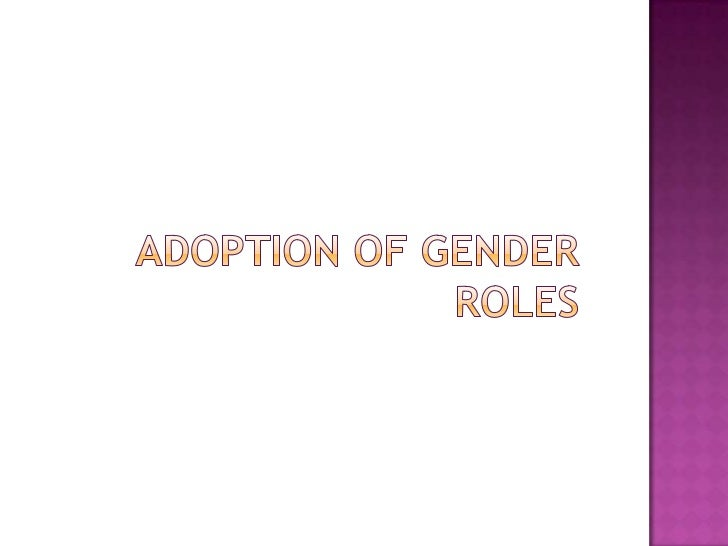 parental influence on childrens socialization gender The article parental influence on children's socialization to gender roles by susan d witt is about gender socialization and the primary role parent's.