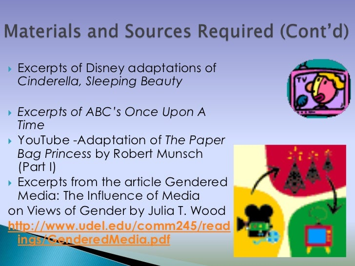 fairytales influence on gender roles _society has always had a great influence on many things, from music, to movies, and even fairy tales more specifically, society has influenced the grimm fairy tales.
