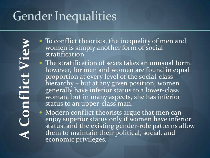 Gender Inequality and Women in the Workplace
