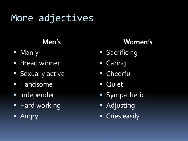 Even though men are more privileged under patriarchythan women, some men are more privileged than others.These differences...
