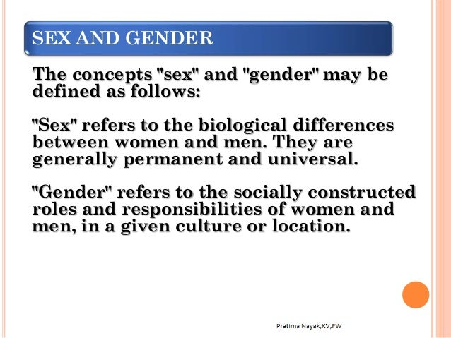 """the differences between the male and female roles in the society Male and female differences in conflict 7 formed by society: """"the psychological explanations were often regarded as implying that the two sexes possessed natural abilities fitting them for traditional roles, whereas the content for."""