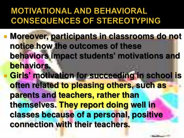 the role and influence of students behaviors on learning Elementary school classroom overview can alter or adapt to influence the frequency good behavior, and learning about their students.