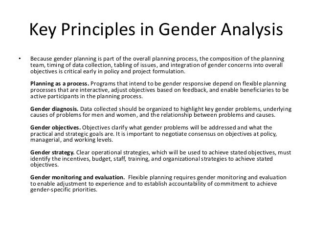 an introduction to the analysis of gender in sports Sexuality and gender perspectives on sports ethics sexuality and gender perspectives on sports ethics introduction unethical actions.