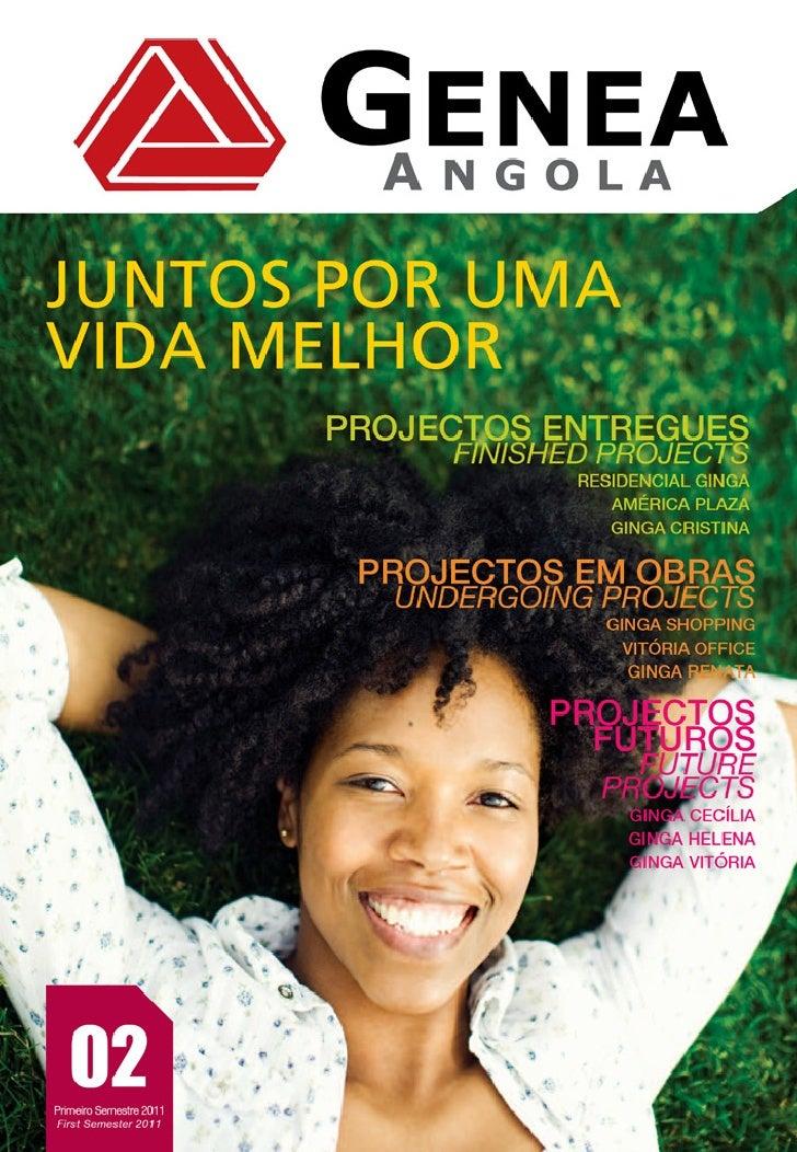 Revista Genea Angola 2011