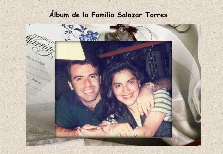 Álbum de la Familia Salazar Torres
