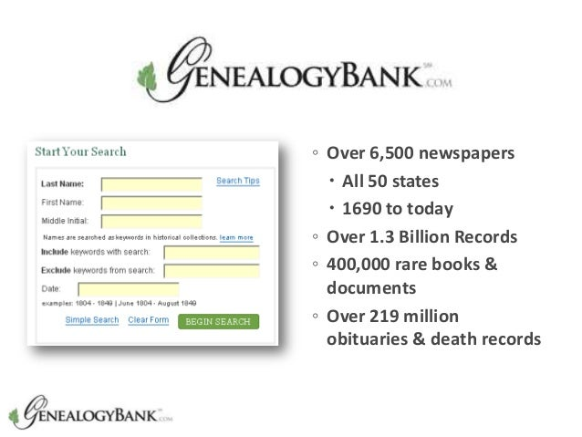 genealogy newspaper research