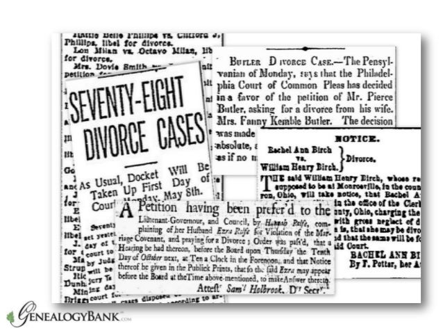 newspapers genealogy research An article (with a complete title list) about the 20 wyoming newspapers available in genealogybank's online historical newspaper archives.