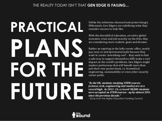 OFFER ALTERNATIVE ASPIRATIONAL MODELS Aspiration  looks  different  today  and   will  continue  to  chang...