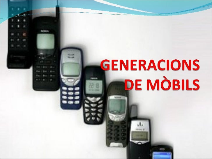 ÍNDEX• 1·MÒBILS DE PRIMERA GENERACIÓ 2·MÒBILS DE SEGONA GENERACIÓ 3·TECNOLOGIA GPRS 4·TECNOLOGIA WAP 5·TECNOLOGIA UMTS...