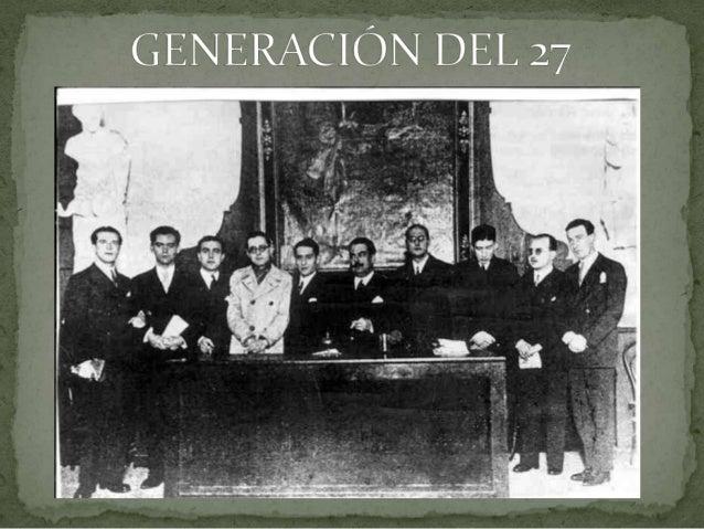  Mezcla de tradición y modernidad, originada por la pasión de la  literatura clásica (Manrique, Garcilaso, Fray Luis de L...