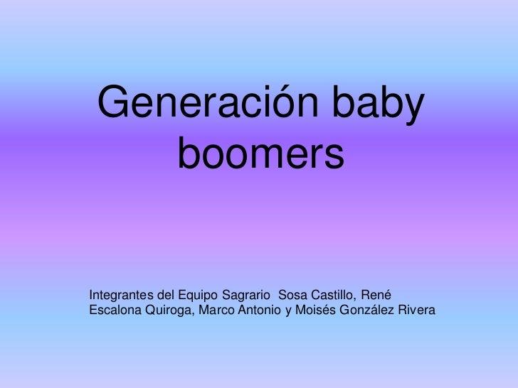 Baby Boomers Retire