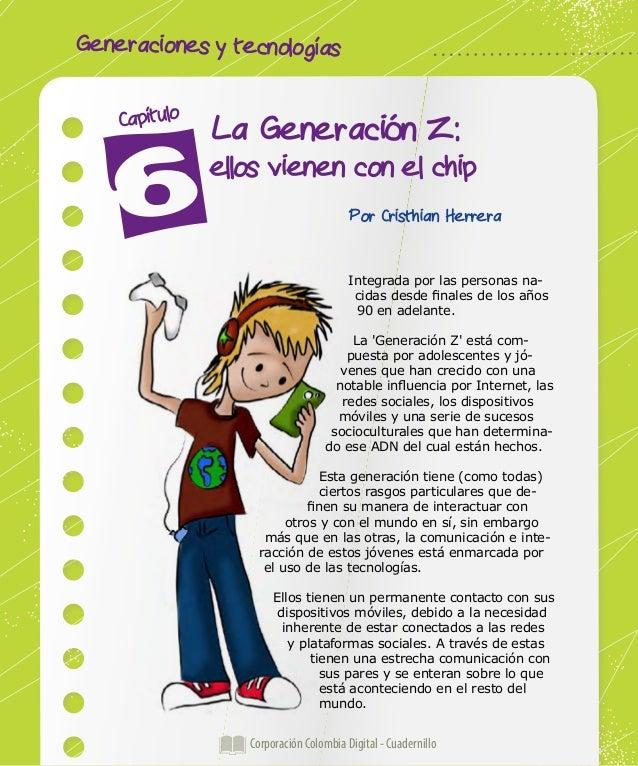 650ce7c5e219 Generaciones y tecnologias