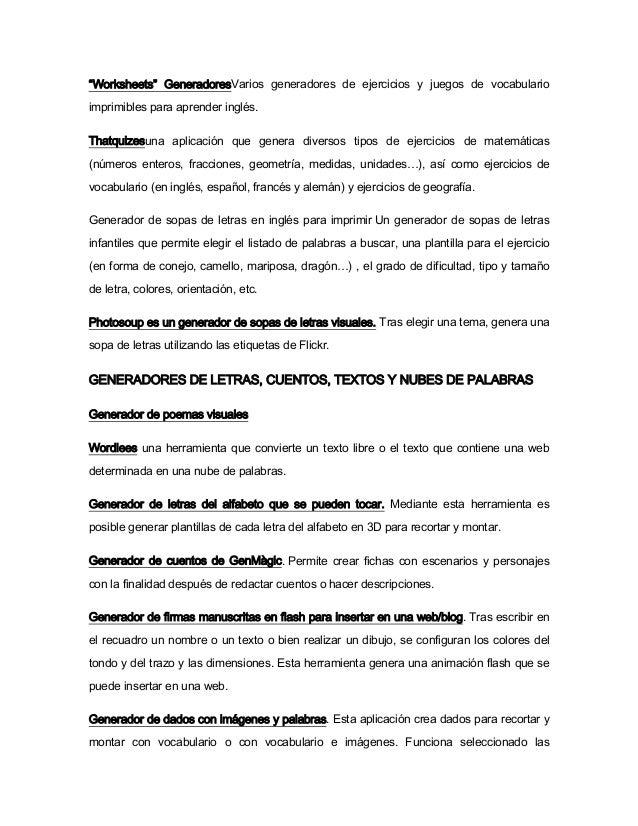 Único Tocar Generador De Ejercicios De Matemáticas Elaboración ...