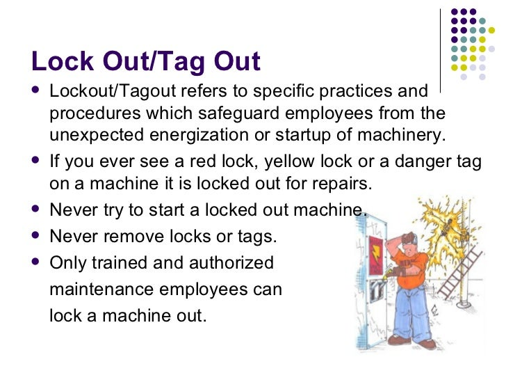 lock outtag