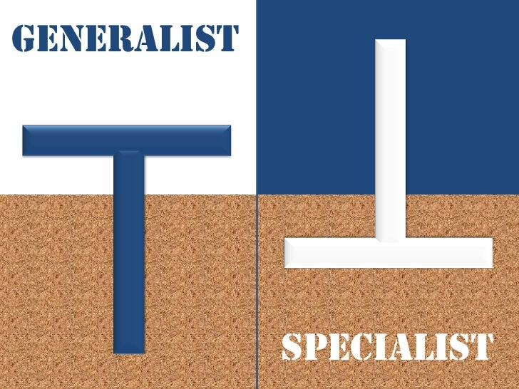Hr generalists vs specialist