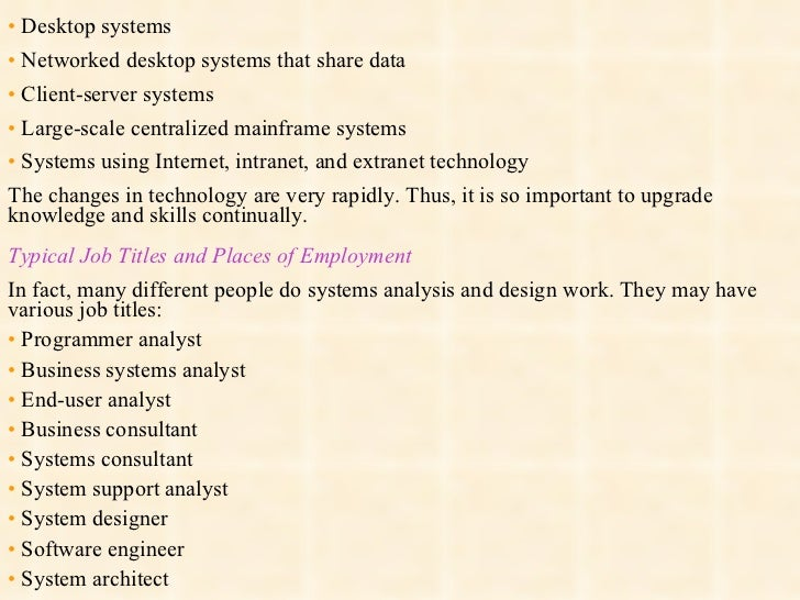 General Systems Theory And Systems Analysis