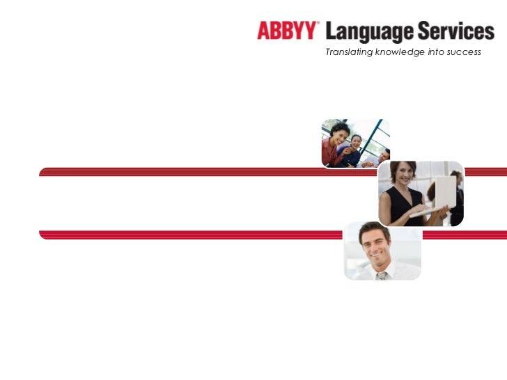 Language by Phone