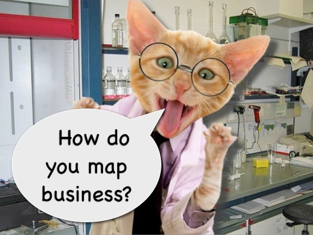 How doyou mapbusiness?