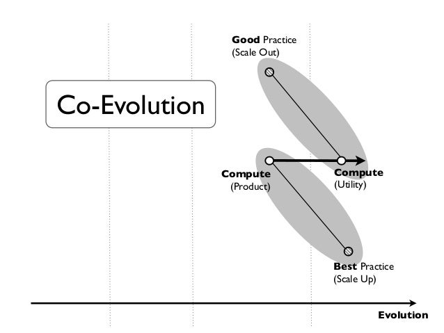 Good Practice                 (Scale Out)Co-Evolution               Compute           Compute                (Product)    ...
