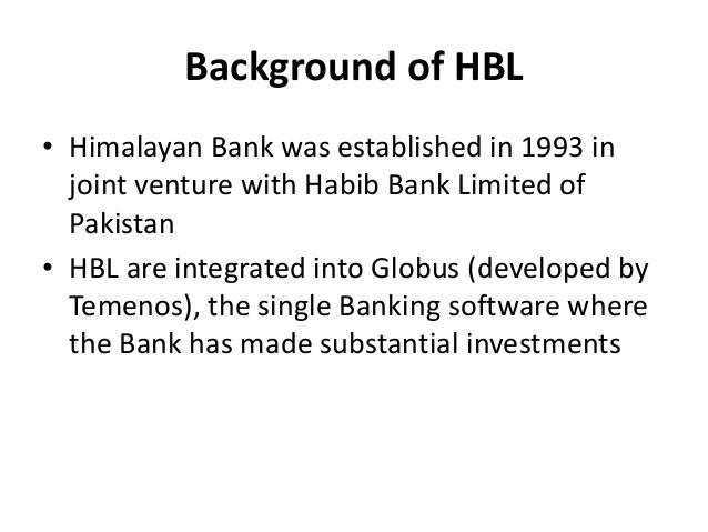 introduction of himalayan bank Catering to more than 9 lacs customers today, everest bank limited (ebl) is a name you can depend on for professionalized and efficient banking services founded in 1994, the bank has been one of the leading banks of the country and has been catering its services to vari.