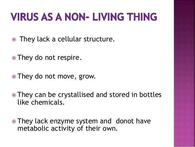 General Characteristics Of Virus